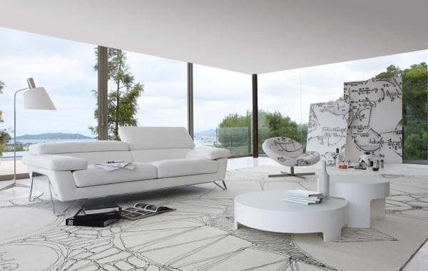 Ameublement Design Du Salon 46 Ides Par Roche Bobois