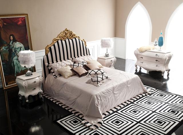Chambre baroque de vos rves 30 ides sur la dcoration