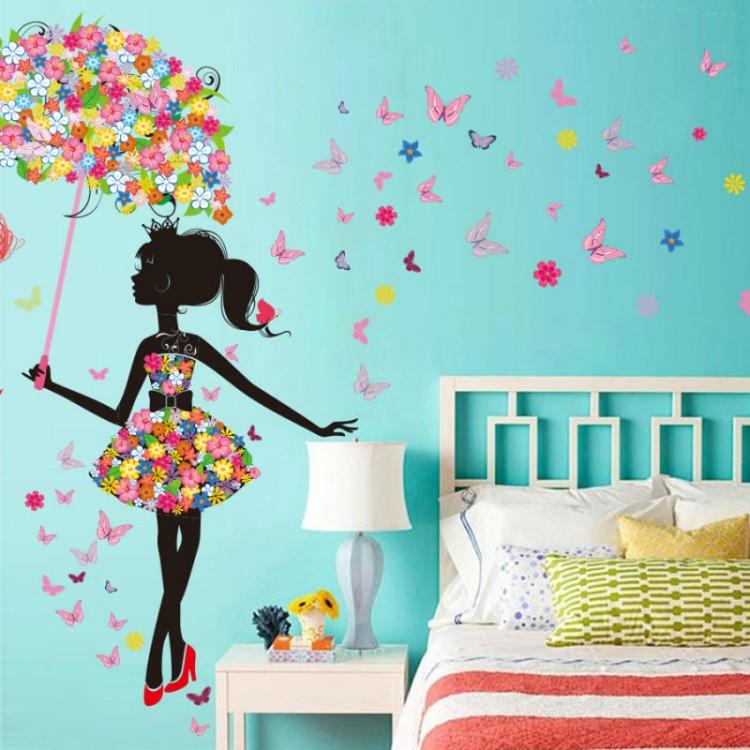 S Design Interieur Chambre Enfant Chambre Petite Fille Stickers Muraux