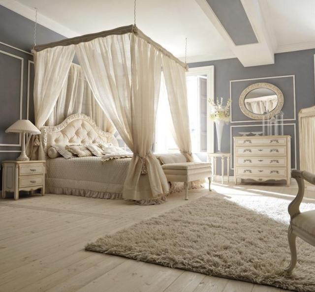 Le saviezvous  la dco chambre romantique est propice  des rves soyeux