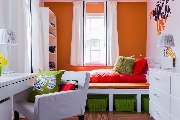 Comment Aménager Une Petite Chambre à Coucher 29 Idées