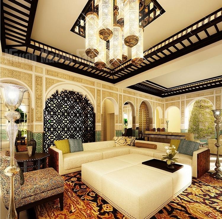 Decor Maison Marocain  Ventana Blog