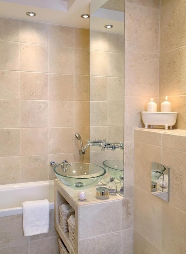33 idees pour petite salle de bain avec