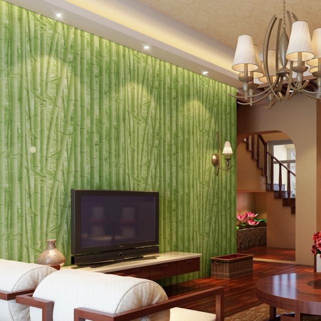 Papiers peints aspect bois et inspiration nature en 47 photos