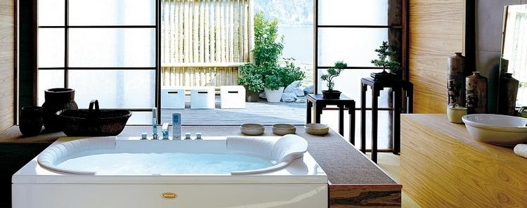 Salle De Bain Japonaise Moderne | Salles De Bain : 30 Idées ...
