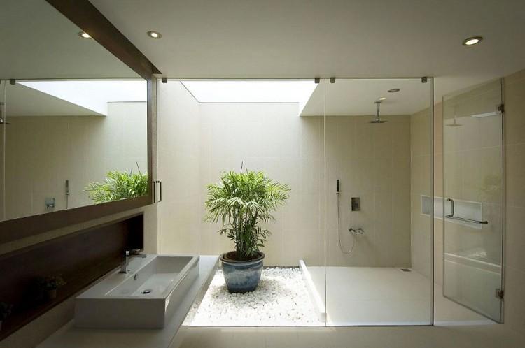 deco zen dans la salle de bain 30