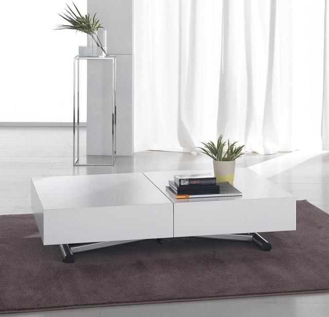 Decoration Mobilier Meubles Table Basse Relevable Designs Modernes