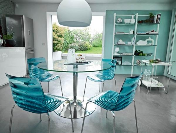 Chaise salle  manger  quelle couleur convient le mieux