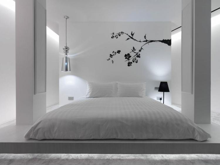 chambre zen quels couleurs meubles