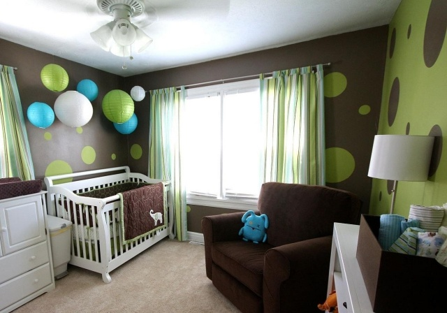 Dcoration chambre bb 25 ides originales faciles  imiter