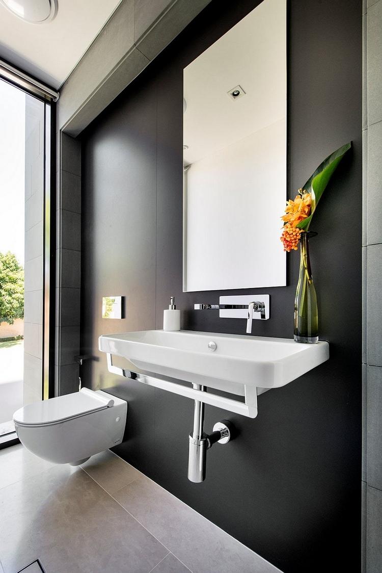 Toilette Design Déco