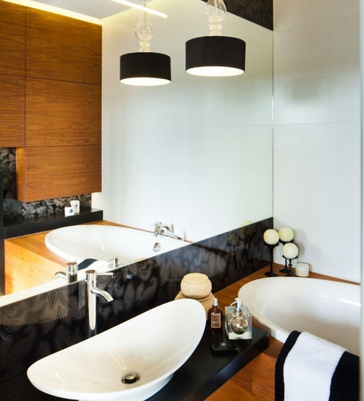 Luminaire salle de bain moderne comment choisir lclairage