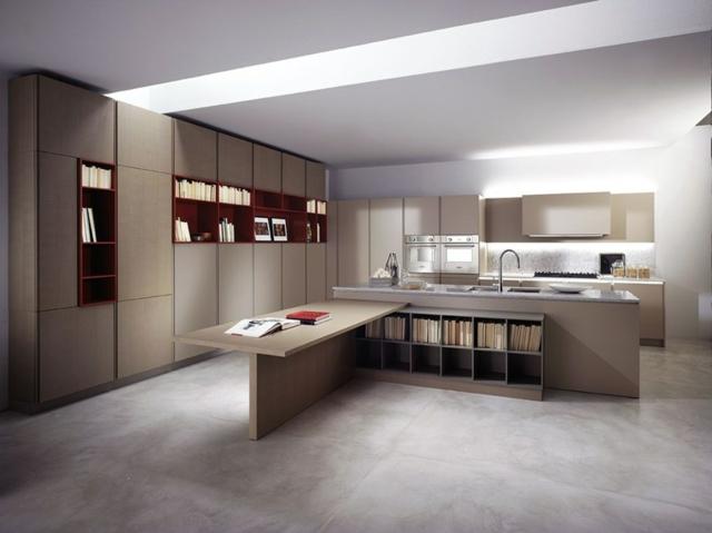 Marques de renom  20 ides fantastiques de meuble cuisine