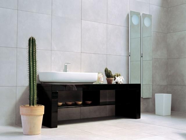 meuble design italien salle de bain - boisholz - Meuble Salle De Bain Design Italien