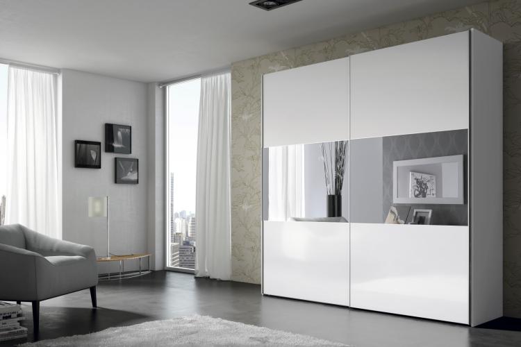 Armoire Design Blanche