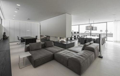Canap Design 75 Ides Magnifiques Pour Salon Moderne