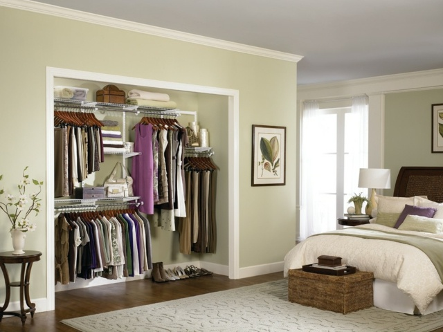 Exemple Dressing Chambre Espace Intime Espace En U With Exemple Dressing Chambre Modele De