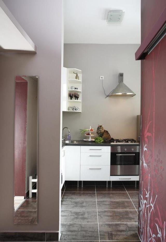 Chambre Fushia Orange - Décoration de maison idées de design d ...