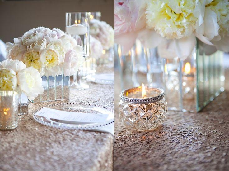 deco table mariage d hiver 30 idees magnifiques et elegantes decoration