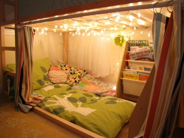 Guirlande lumineuse LED  de la magie  la maison pour Nol
