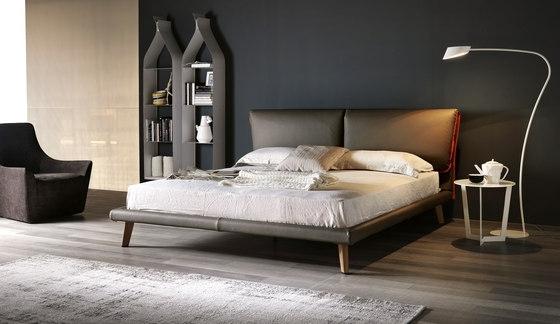Lit double moderne  40 modles de design contemporain
