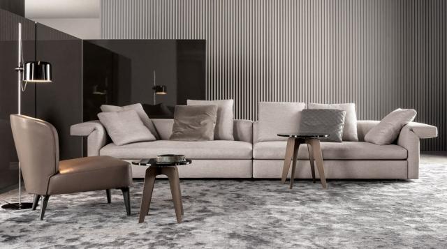 ligne roset nomade sofa bed for van singapore meuble de salon moderne: 35 idées canapé et fauteuils design