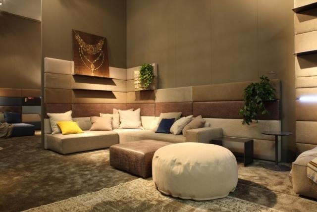 meubles de salon moderne 35 idees de canape et fauteuils design