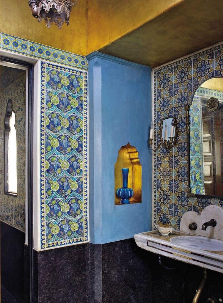 Dcoration Marocaine Invitez La Magie Exotique La Maison