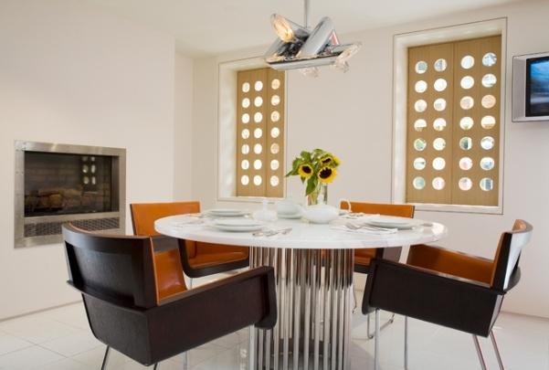 Amnagement salle  manger moderne meublespeinture dco