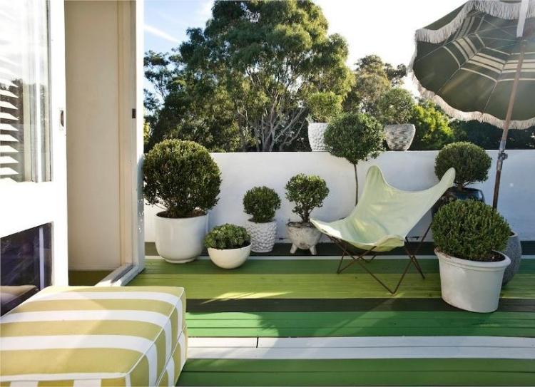 Aménagement Terrasse Et Balcon 25 Idées Inspirantes