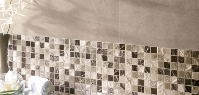 Bagno Mattonelle Mosaico
