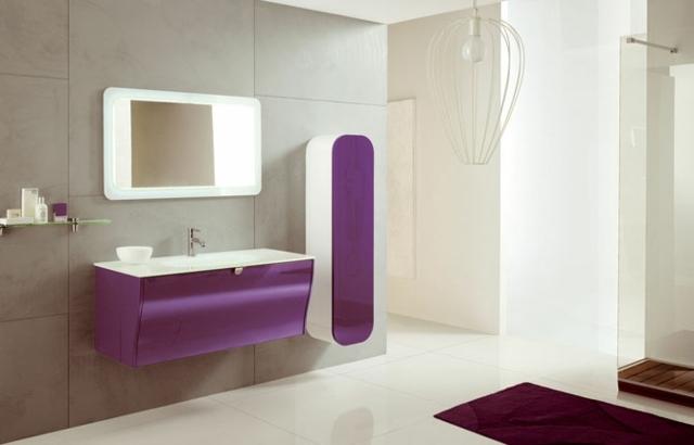 Meubles Salle De Bains Modernes En 105 Photos Magnifiques