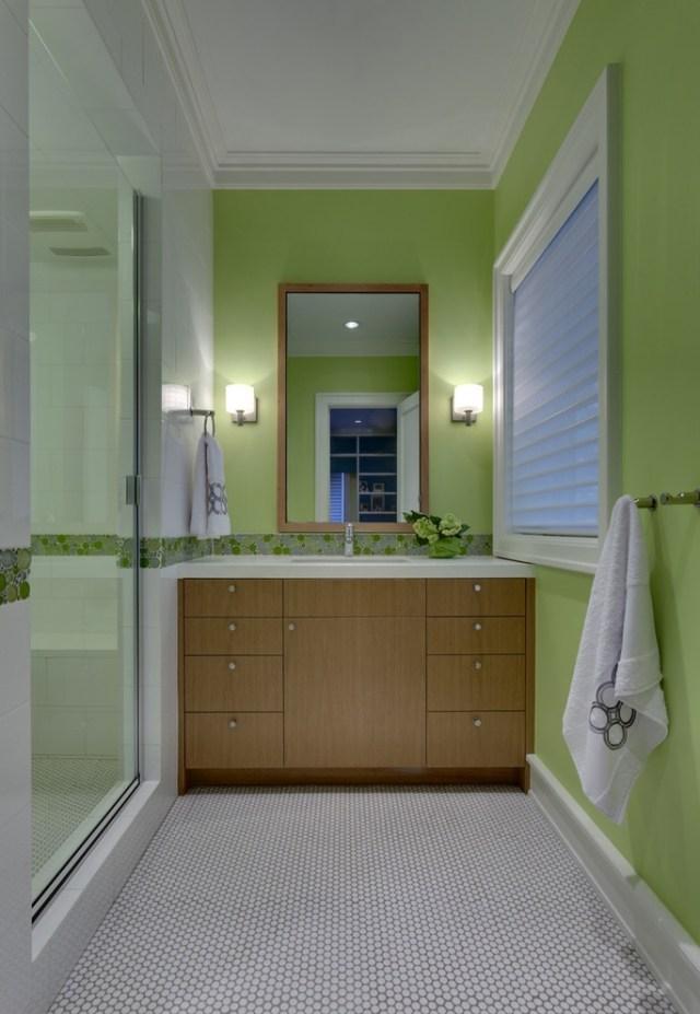 Peinture pour salle de bain  ides lgantes et conseils