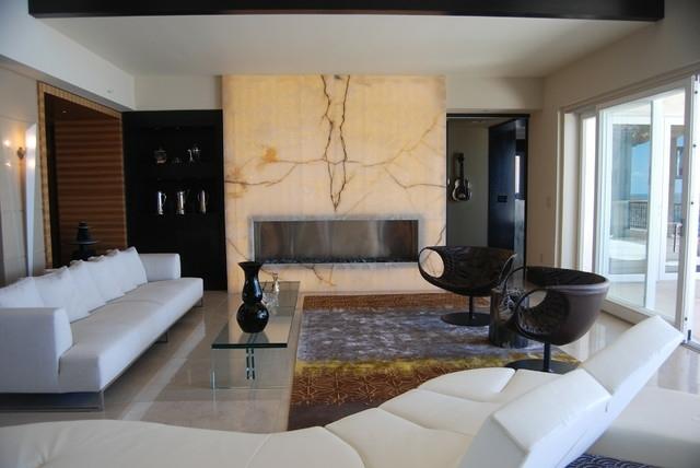 Wohnzimmereinrichtung Modern