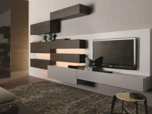 Salon design  50 ides sur le mobilier tendance en 2015