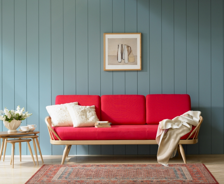 paint color ideas for living room with red couch wall pictures tissus d'ameublement, rideaux et textile de maison tendance