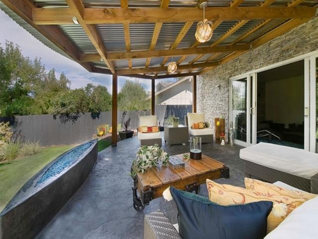 Amnagement de terrasse porche et balcon donnez le ton