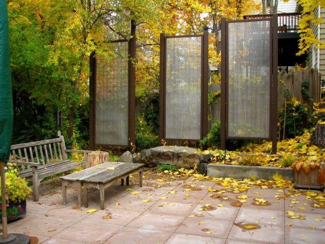 Brisevue jardin  18 conseils de plus dintimit et confort