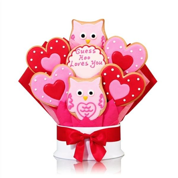 Cadeaux Saint Valentin Sucrez Vous La Vie Avec Biscuits
