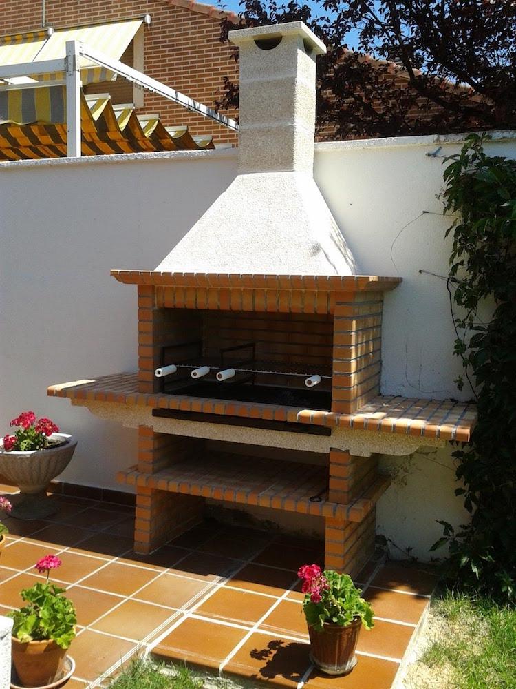 construire un barbecue en brique | Choix De L'Éditeur