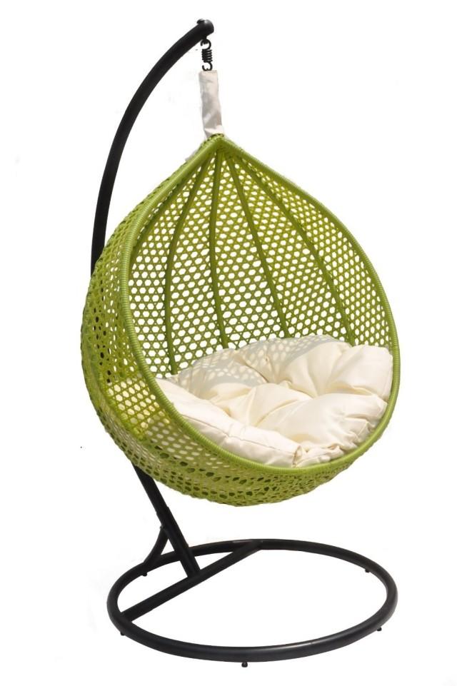 Fauteuil de jardin suspendu en 55 ides de meubles design
