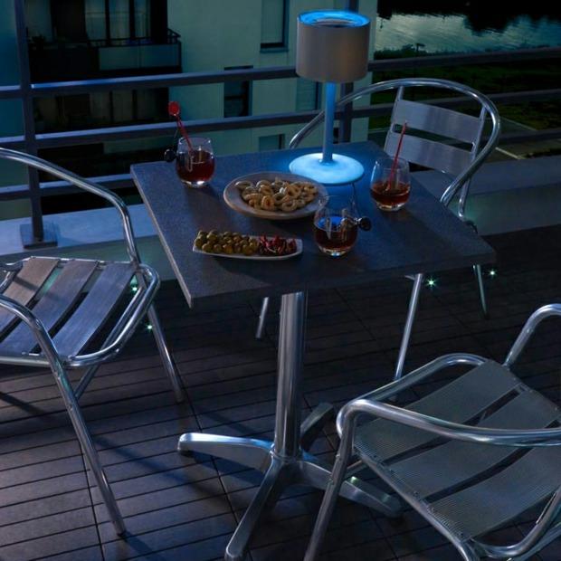 Table De Balcon Ou De Terrasse En 20 Ides Jolies Et Pratiques