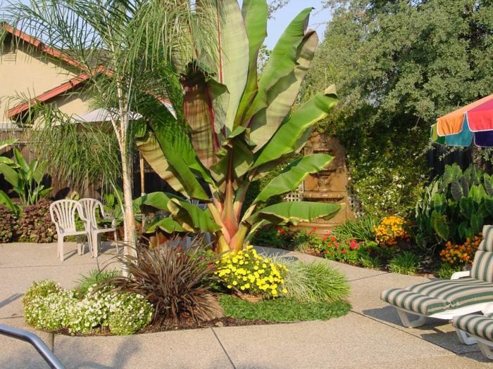 Amnagement jardin avec une touche dexotisme 50 photos