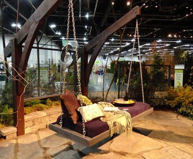 Balancelle De Jardin 32 Exemples Pour Votre Espace Extrieur