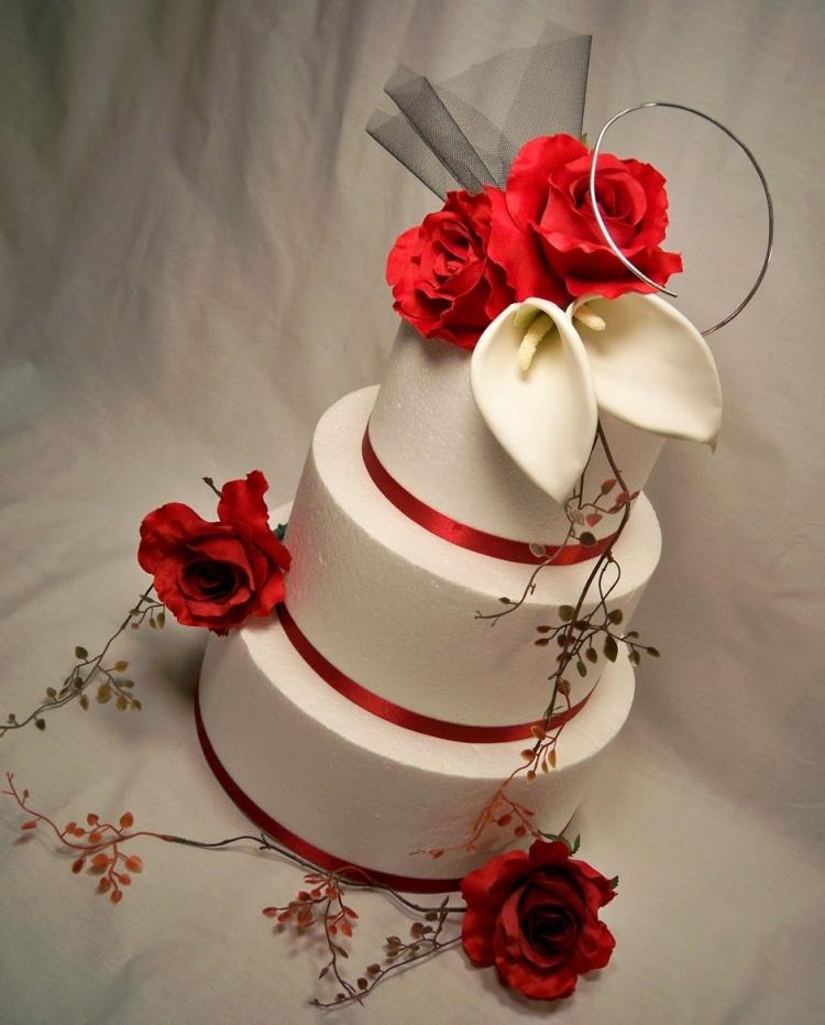 Rosen Fr Hochzeit