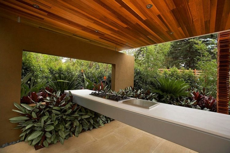 Jardin paysager de design exclusif Rolling Stone Landscapes