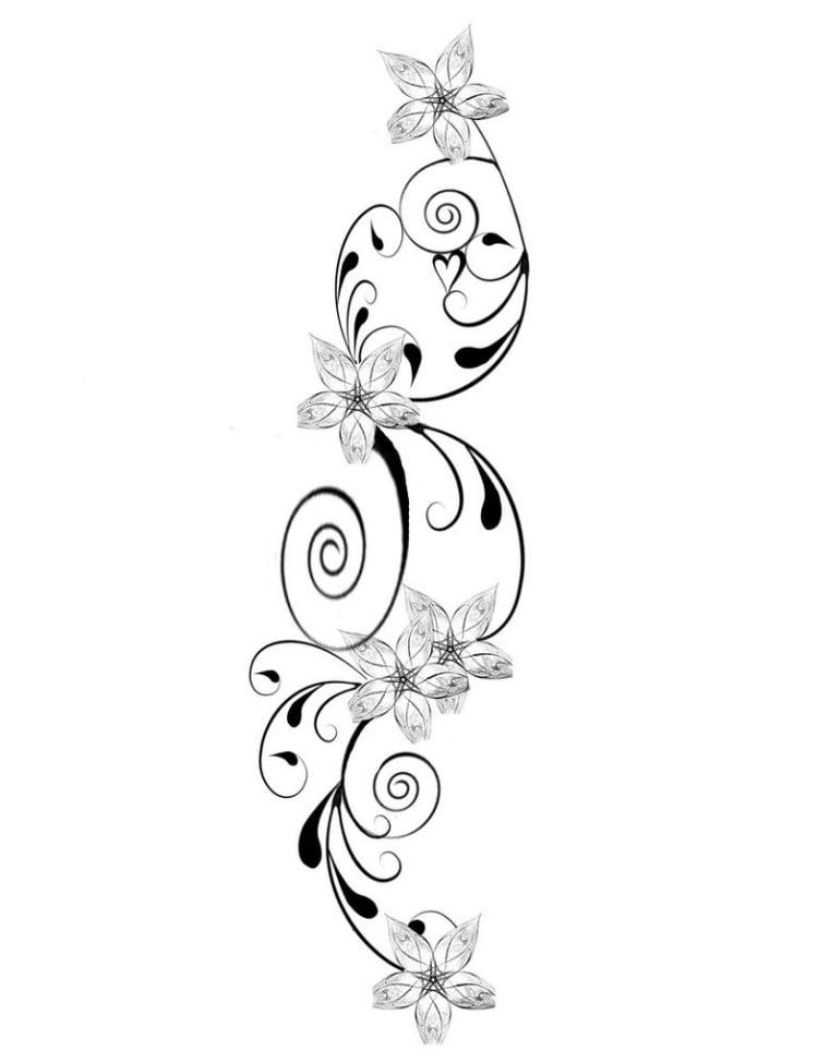 40 idées de modèle de tatouage à motifs différents