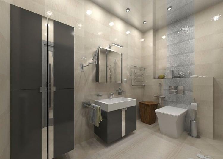 Best Carrelage Salle De Bain Gris Taupe Gallery - Design Trends ...
