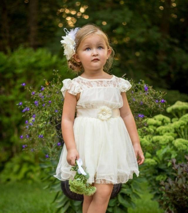 Coiffure petite fille pour mariage 30 filles dhonneur