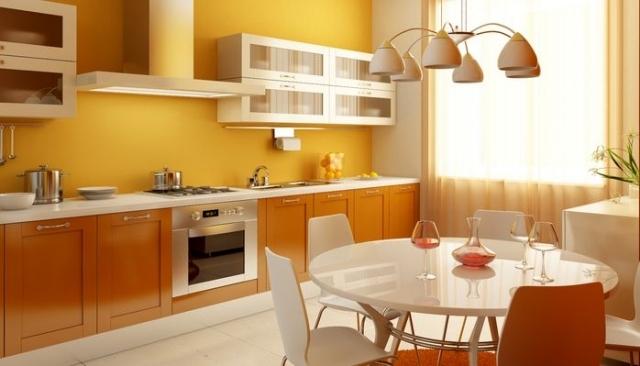 Peinture cuisine et combinaisons de couleurs en 55 ides